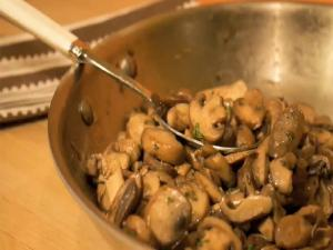 Sauteed Mushrooms: On the Side #8