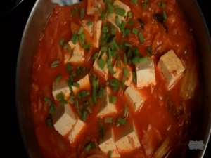 How to Make Kimchi Jjigae (Soup/Stew)