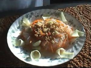 Thai Spicy Noodle Salad