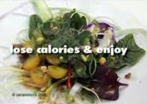 Violet Salad With Pistachio Dressing