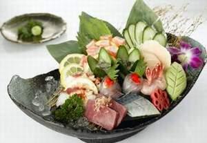 How to Mix Sashimi