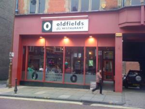 Oldfields Restaurant - One Of The Top Restaurants In Durrham!