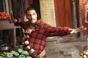 Akshay Kumar has previously essayed the character of a small time cook in the movie Chandni Chowk to China