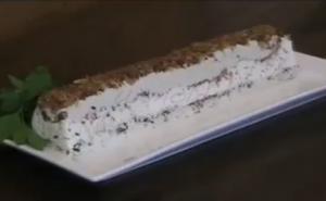 Gorgonzola Walnut Terrine