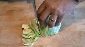 How to Shred a Cabbage