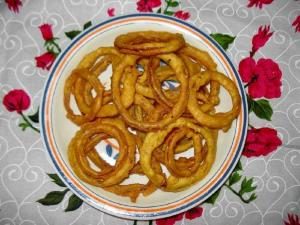 Batter Fried Onions