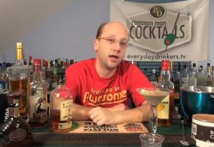 Marshmallow Vodka Godiva Cocktail