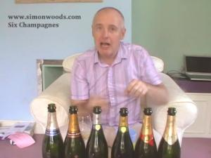 Tasting Of Champagnes