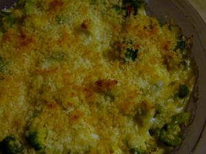 Broccoli Divan a La Moderne