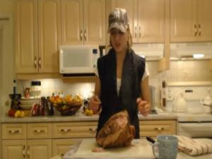 How to Cook Hickory Smoked Ham Shank