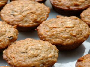 Whole Wheat Muffins Part 4