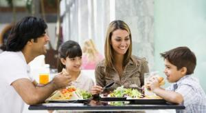 How to eat out with kids
