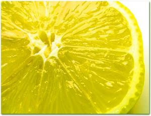 how to eat lemon for a tingling refreshment