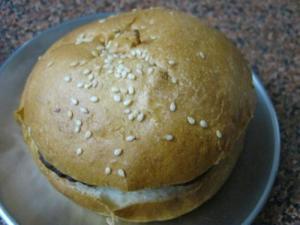 Barbecued Hamburger