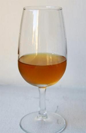 Hawthorn Blossom Wine