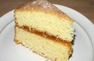 Victorian Sandwich Cake