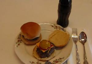 Burger-Sandwiches