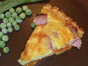 Quiche Recipe - Ham Quiche