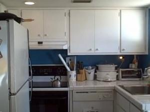 Short Tip on Kitchen Space Use