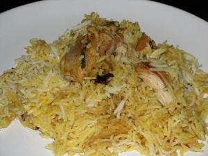 Dum biryani is the most famous dum preparation