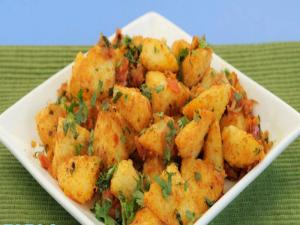 Spicy Tava Idlis by Tarla Dalal