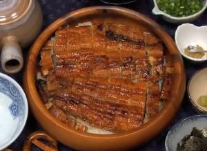 Hitsumabushi with Frozen Roasted Unagi