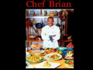 Chef Brian Launches His New Website