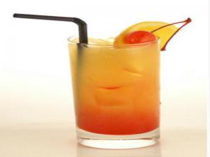 Spring Beaver Cocktail
