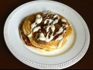 IHOP CinnaStax Pancakes