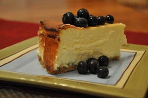 Low-Calorie Cheesecake