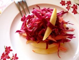 Winter Holiday Salad