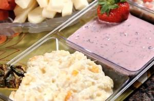 3 Fruit And 3 Veggie Dips