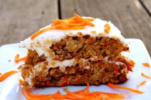 Apple Carrot Cake