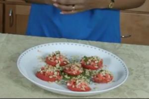 Delicious Tomato & Carrot Salad