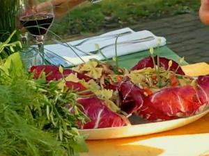 Farfalle & Ham Salad