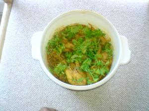 dry chicken