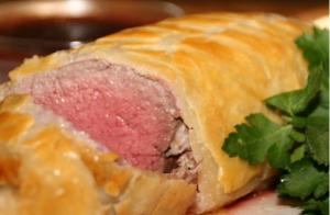 Valentine's Day Special Beef Wellington