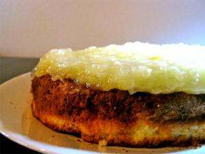 Pineapple Topped Cake