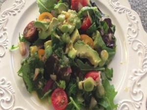 Two Easy Favorite Salad Dressings (Ginger Citrus & Balsamic Dijon)