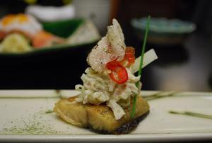 Creole Crab Slather