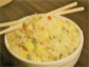 Pineapple Rice: On the Side #19