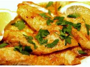 Baked Fillets Thermidor