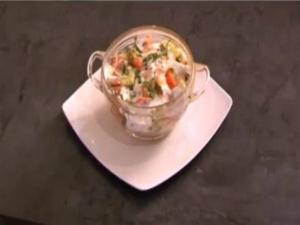 Mix Vegetable Raita