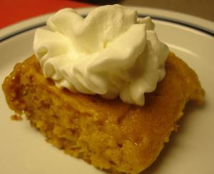 Quick Pumpkin Cake