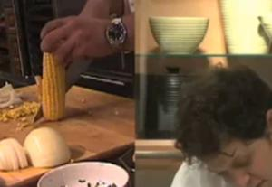Tips to Cut Corn Off the Cob