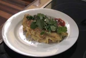 Vietnamese Omelette