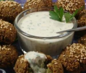 Part 1- Falafel