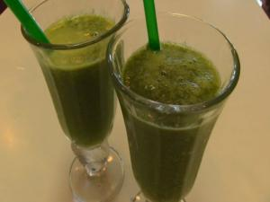 Betty's Chia Seed Green Smoothie