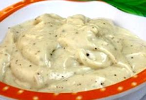 White Sauce For Fish Tacos