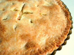 Chicken Pie Country Style